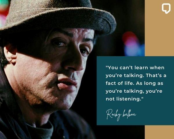 Famous Rocky Balboa Quotes