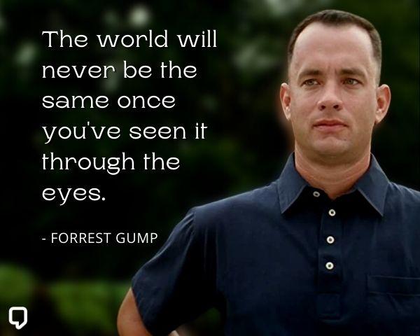 Forrest Gump sayings