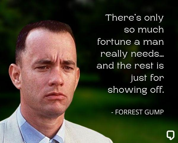 Forrest Gump movie quotes
